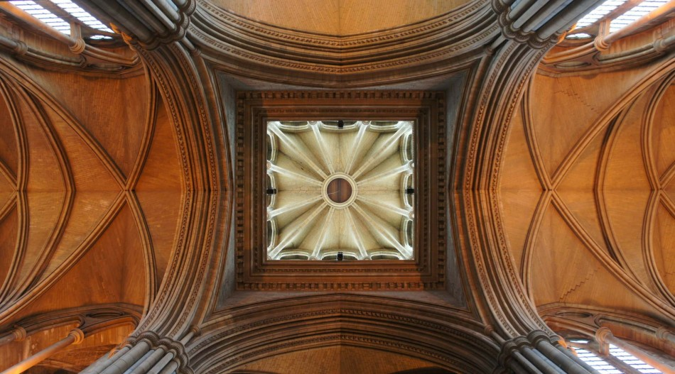 Vaulted Ceilings Neither Use Nor Ornament